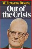 Out of the Crisis, Deming, W. Edwards, 0911379010