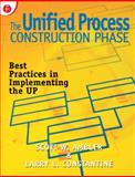 The Unified Process Construction Phase : Best Practices in Implementing the Up, Ambler, Scott W., 192962901X