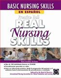 Prentice Hall Real Nursing Skills en Espanol, Prentice-Hall Staff and Pearson Education Staff, 0131599011