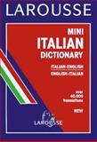 Larousse Mini Italian-English - English Italian Dictionary 9782034209017