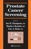 Prostate Cancer Screening, , 0896039013