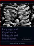Bilingual Cognition, Annette M. B. de Groot, 1848729014