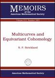 Multicurves and Equivariant Cohomology, N. P. Strickland, 0821849018