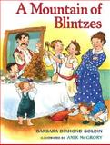 A Mountain of Blintzes, Barbara Diamond Goldin, 0152019022