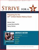 Strive for a 5 for America's History, Henretta, James A. and Edwards, Rebecca, 145762902X