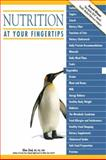 Nutrition at Your Fingertips, Elisa Zied, 1592579027