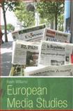 European Media Studies 9780340719022