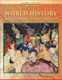 World History, Volume I, Duiker, William J. and Spielvogel, Jackson J., 049556902X