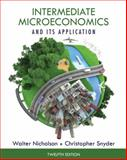 Intermediate Microeconomics and Its Application, Nicholson, Walter and Snyder, Christopher M., 1133189024