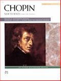 Chopin/Nocturnes for the Piano - Complete, Frederic Chopin, 0739009028