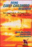 Doing Early Childhood Research : International Perspectives on Theory and Practice, MacNaughton, Glenda and Rolfe, Sharne A., 0335209025