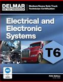 ASE Test Preparation - T6 Electrical and Electronic System, Delmar Cengage Learning Staff, 1111129029