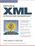 Developing Xml Applications, Garshol, Lars M., 0130889024