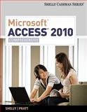 Microsoft® Access 2010 : Comprehensive, Shelly, Gary B. and Pratt, Philip J., 1439079021