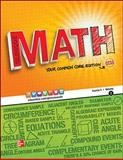 Glencoe Math Course 2, Student Edition, Volume 2, McGraw-Hill, Glencoe, 0076619036