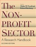 The Nonprofit Sector : A Research Handbook, , 0300109032