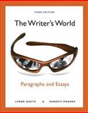 The Writer's World : Paragraphs and Essays (with NEW MyWritingLab with Pearson EText Student Access Code Card), Gaetz, Lynne and Phadke, Suneeti, 0321829034