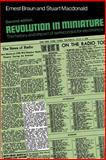 Revolution in Miniature : The History and Impact of Semiconductor Electronics, Braun, Ernest and Macdonald, Stuart, 0521289033