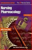 Nursing Pharmacology, Vallerand, April Hazard, 0874349036
