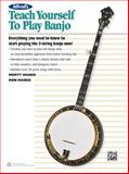 Teach Yourself to Play Banjo, Morton Manus and Ron Manus, 0739009036