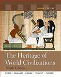 The Heritage of World Civilizations : Volume 1, Books a la Carte Edition, Craig, Albert M. and Graham, William A., 0205839037