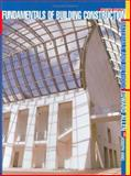 Building Construction : Materials and Methods, Allen, Edward and Iano, Joseph, 0471219037