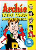 Archie 1000 Page Comics Bonanza, Archie Superstars Staff, 161988903X