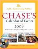 Chase's Calendar of Events, The Editors of Chase's, 0071489037