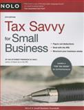 Tax Savvy for Small Business, Frederick W. Daily, 1413309038