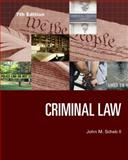 Criminal Law, Scheb, John M., II, 1285459032