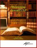 Maintaining Dynamics GP, Whaley, Richard, 1931479038
