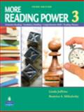 More Reading Power, Jeffries, Linda and Mikulecky, Beatrice S., 0132089033