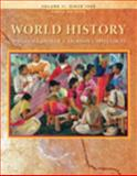 World History, Duiker, William J. and Spielvogel, Jackson J., 0495569038