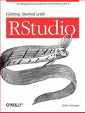 Getting Started with RStudio, Verzani, John, 1449309038