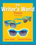 The Writer's World, Gaetz, Lynne and Phadke, Suneeti, 0321899040