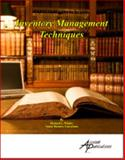 Inventory Management Techniques : For MS Dynamics GP, Whaley, Richard, 1931479046