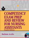 Competency Exam Prep and Review for Nursing Assistants, Acello, Barbara, 1401889042