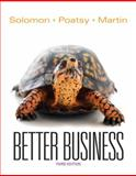 Better Business, Solomon, Michael R. and Poatsy, MaryAnne, 0133059049