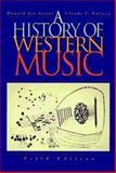 A History of Western Music 9780393969047