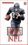 Official Playing Rules of the National Football League, Roger Goodell, 1572439041