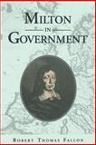 Milton in Government 9780271009049