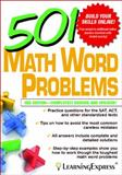 501 Math Word Problems, Learning Express, 1576859045