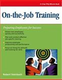 On-The Job Training 9780619259051