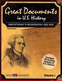 Great Documents in U. S. History Volume I, Richard Kollen, 0825159059