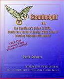 ExamInsight for the Candidates Guide to (CFA) Chartered Financial Analyst 2003 Level II : Learning Outcome Statements, Stewart, David, 1590959051