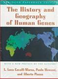 The History and Geography of Human Genes, Cavalli-Sforza, Luigi Luca and Menozzi, Paolo, 0691029059