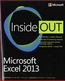 Microsoft® Excel® 2013, Dodge, Mark and Stinson, Craig, 0735669058