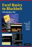 Excel Basics to Blackbelt : An Accelerated Guide to Decision Support Designs, Bendoly, Elliot, 0521889057