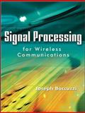 Signal Processing for Wireless Communications, Boccuzzi, Joseph, 0071489053