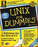 UNIX for Dummies, Levine, John R. and Young, Margaret Levine, 1568849052